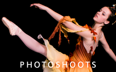 Pacific School of Dance Photoshoot Gallery