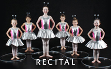 Pacific School of Dance Recital Gallery